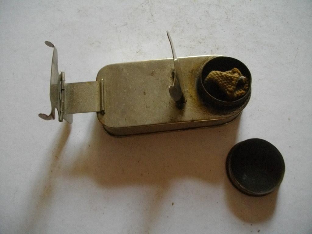 Heater curling iron br leur fer friser brenner frisiereisen antique vintage m6 - Objet vintage occasion ...